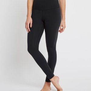 Zwarte super yoga legging Lola