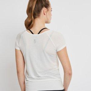 Achterzijde yoga T-shirt Malou