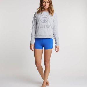 Cobalt Yoga Short Sara